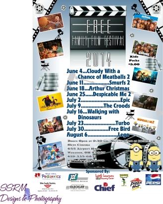 Skye Cinema Family Film Festival 2014