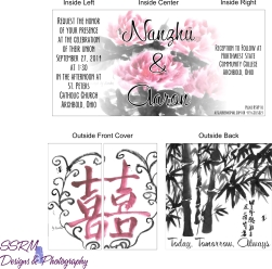Lauber Wedding Invites 1