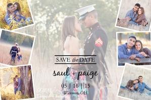 Paige & Saul