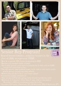 Senior Rep Program