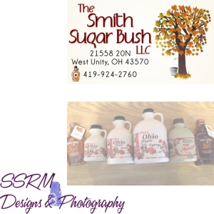 Smith Sugar Bush Business Cards