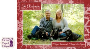 Mick & Dori Christmas Card 2015