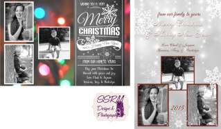 Burtch Christmas Card 2015