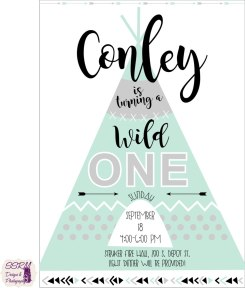 Sue Held Conley 1st Birthday 1