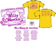 Homeschool Co-Op Willy Wonka Musical