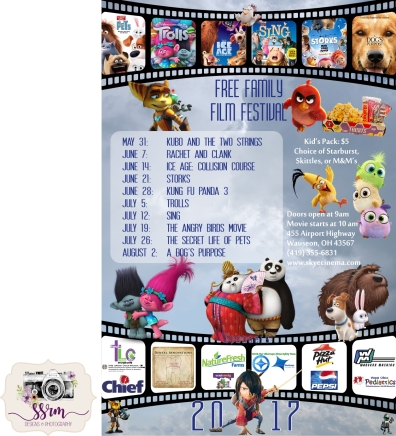 Skye Cinema Family Film Festival 2017