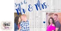 Tyler & Olivia Kossow Save The Dates 1
