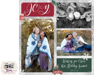 Jodi Crossgrove Christmas Card 2018