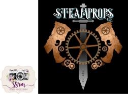 steamprops logo design 2018