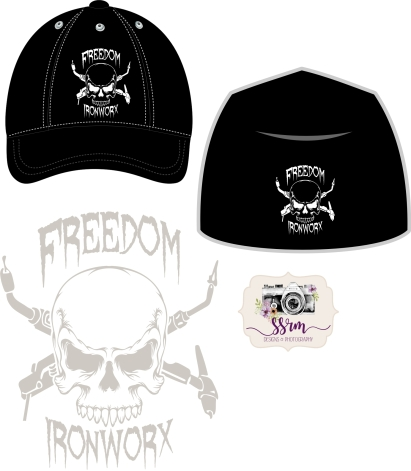Freedom Ironworx Hats
