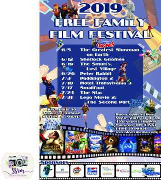 Skye Cinema Family Film Festival 2019