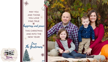 Gerdeman Christmas Card 2019