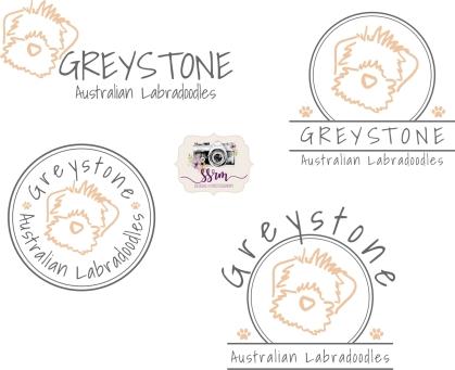 Greystone Australian Labradoodles Logo