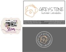 Greystone Australian Labradoodles Business Cards