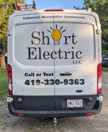 Short Electric Second Van 2