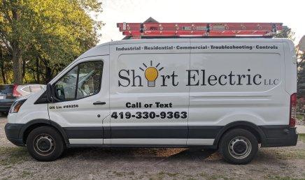 Short Electric Second Van 4